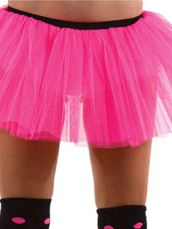 Tutu Rose - Déguisement Adulte  Fancy Dress
