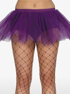 Tutu Violet - Déguisement Adulte  Fancy Dress