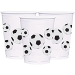 Gobelets en Plastique Football - 414 ml