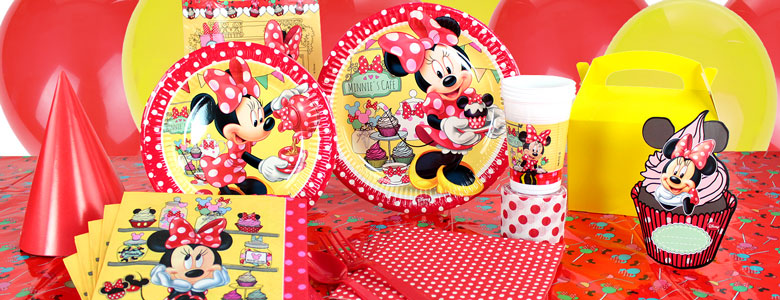 anniversaire le caf de minnie. Black Bedroom Furniture Sets. Home Design Ideas