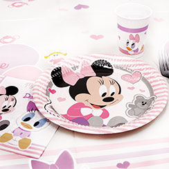 Anniversaire 1 An Minnie