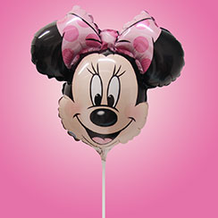 Ballons Mickey & Minnie