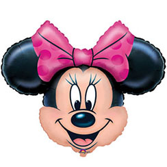 Ballon Minnie Mouse - 71 cm, Alu
