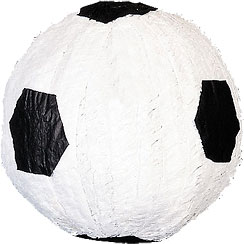 Piñata Ballon de Foot - 30 cm de Large