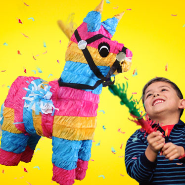 Piñatas Traditionnelles