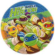 Ninja Turtles Half Shell