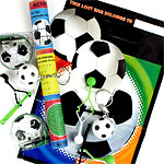 Sachets de Surprises Football