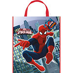 Pochette Surprise en Plastique Spider-Man