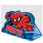 Invitations Spider-Man
