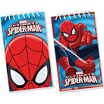 Carnets de Notes Spider-Man