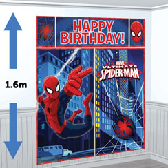 Décor Mural Spider-Man - 1,6 m