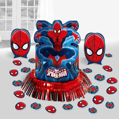 Kit de Décoration de Table Spider-Man